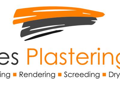 Yeates Plastering logo design