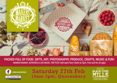 Makers Market Flyer