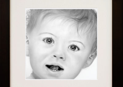 Child Portrait – pencil
