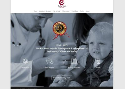 The Ear Trust Website