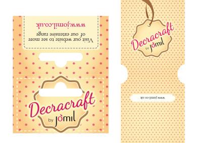 Packaging design – Jomil Felts