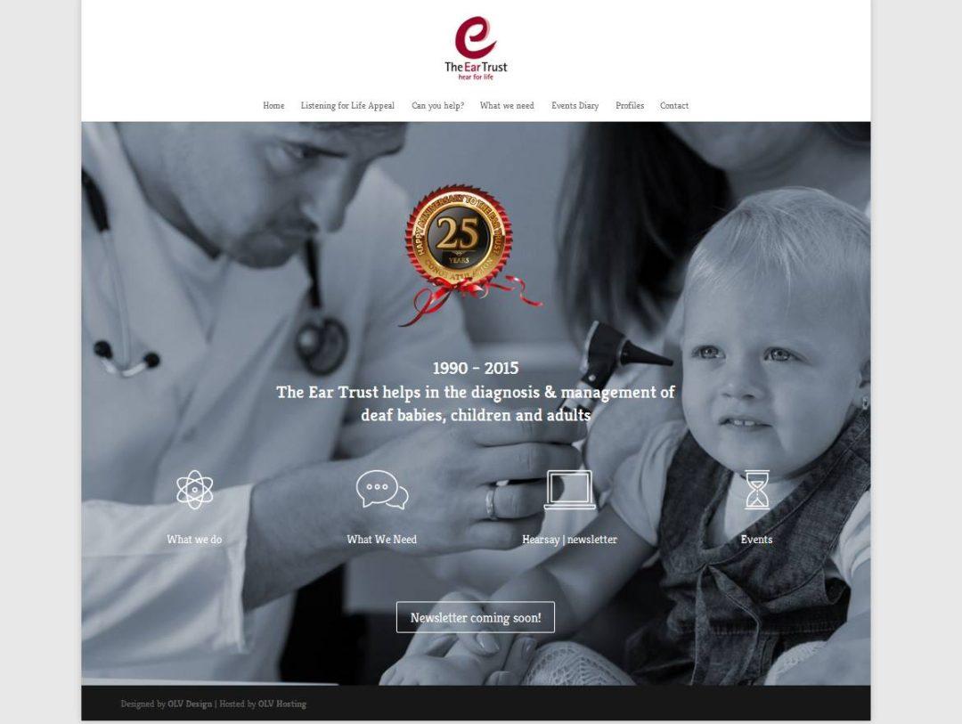 The Ear Trust Website